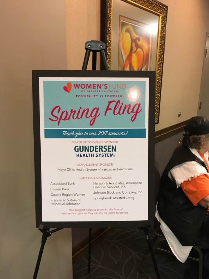Spring Fling 2017 | Women's Fund of Greater La Crosse